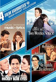 4 Film Favorite:Hugh Grant Collection - (Region 1 Import DVD)