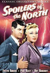 Spoilers of the North - (Region 1 Import DVD)