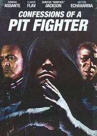 Confessions of a Pit Fighter - (Region 1 Import DVD)