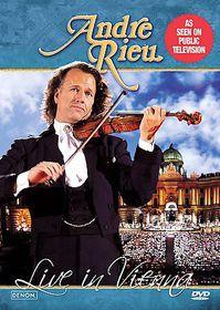 Live in Vienna - (Region 1 Import DVD)
