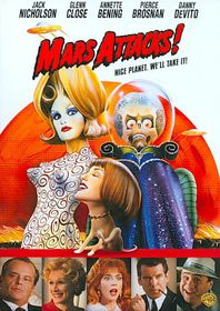 Mars Attacks - (Region 1 Import DVD)
