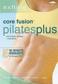 Exhale:Core Fusion Pilates Plus - (Region 1 Import DVD)