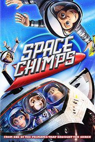 Space Chimps - (Region 1 Import DVD)