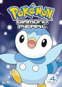 Pokemon Diamond & Pearl Vol 4 - (Region 1 Import DVD)