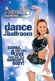 Dance off the Inches:Dance It off Bal - (Region 1 Import DVD)