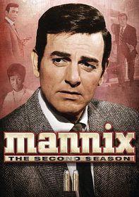 Mannix:Second Season - (Region 1 Import DVD)