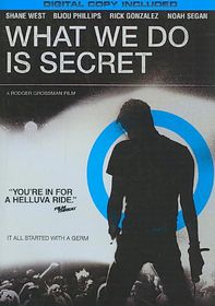 What We Do is Secret - (Region 1 Import DVD)