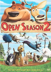 Open Season 2 - (Region 1 Import DVD)