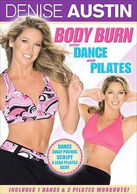 Denise Austin:Body Burn with Dance an - (Region 1 Import DVD)