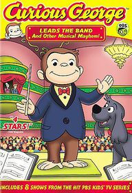 Curious George:Leads the Band and Oth - (Region 1 Import DVD)