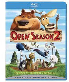Open Season 2 - (Region A Import Blu-ray Disc)