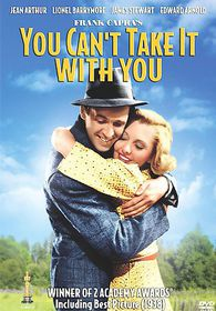 You Can't Take It with You - (Region 1 Import DVD)