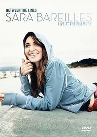 Sara Bareilles: Between the Lines - Live at the Fillmore - (Import Blu-ray Disc)