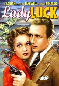 Lady Luck - (Region 1 Import DVD)