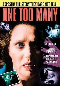One Too Many - (Region 1 Import DVD)