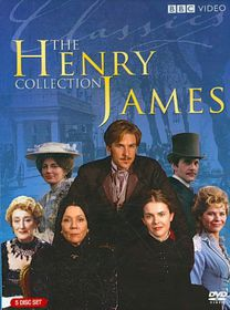Henry James Collection - (Region 1 Import DVD)