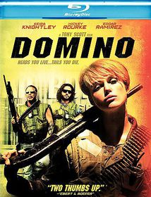 Domino - (Region A Import Blu-ray Disc)