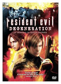 Resident Evil:Degeneration - (Region 1 Import DVD)