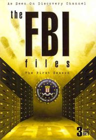 Fbi Files Season 1 - (Region 1 Import DVD)