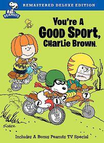 You're a Good Sport Charlie Brown (De - (Region 1 Import DVD)