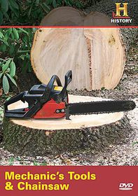 Toolbox:Mechanic's Tools & Chainsaw - (Region 1 Import DVD)