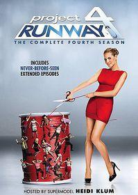 Project Runway:Complete Fourth Season - (Region 1 Import DVD)