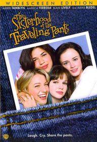 Sisterhood of the Traveling Pants - (Region 1 Import DVD)