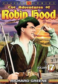 Adventures of Robin Hood Vol 17 - (Region 1 Import DVD)