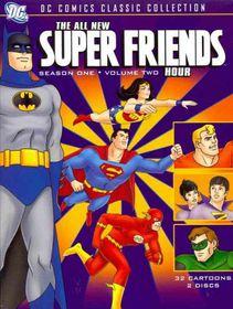 All New Superfriends Hour S1 V2 - (Region 1 Import DVD)