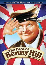 Best of Benny Hill - (Region 1 Import DVD)