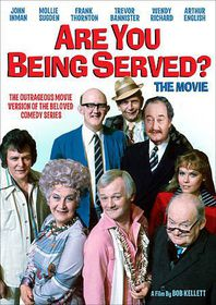 Are You Being Served - (Region 1 Import DVD)