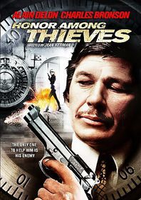 Honor Among Thieves - (Region 1 Import DVD)