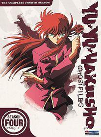 Yu Yu Hakusho Season 4 - (Region 1 Import DVD)