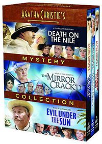 Agatha Christie Mysteries Collection - (Region 1 Import DVD)