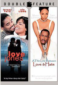 Love Jones/Thin Line Between Love & H - (Region 1 Import DVD)