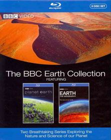 Planet Earth/Earth:Biography Collecti - (Region A Import Blu-ray Disc)