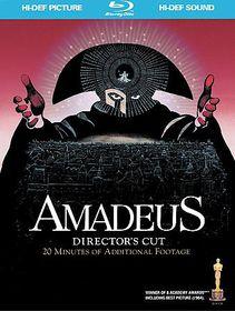 Amadeus - (Region A Import Blu-ray Disc)
