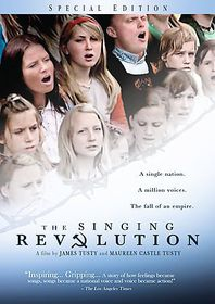 Singing Revolution (Special Edition) - (Region 1 Import DVD)