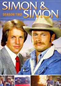 Simon & Simon:Season Two - (Region 1 Import DVD)