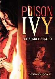 Poison Ivy:Secret Society - (Region 1 Import DVD)