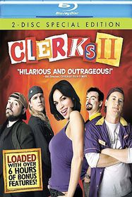 Clerks II - (Region A Import Blu-ray Disc)