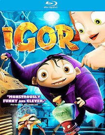 Igor - (Region A Import Blu-ray Disc)