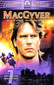 Macgyver:Complete Final Season - (Region 1 Import DVD)
