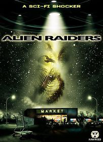 Alien Raiders (Raw Feed Series) - (Region 1 Import DVD)