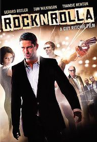 RocknRolla - (Region 1 Import DVD)