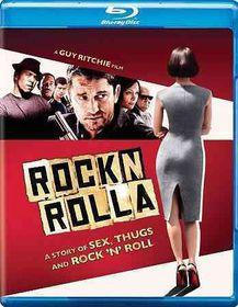 RocknRolla - (Region A Import Blu-ray Disc)