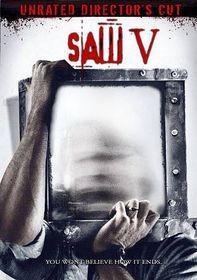 Saw V - (Region 1 Import DVD)