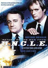 Return of the Man from Uncle - (Region 1 Import DVD)