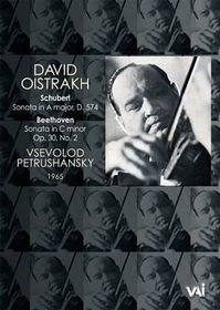 David Oistrakh in Recital - (Region 1 Import DVD)
