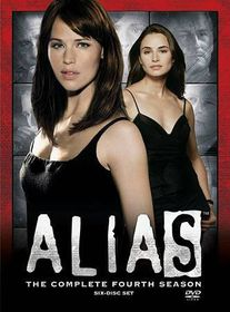 Alias:Complete Fourth Season - (Region 1 Import DVD)